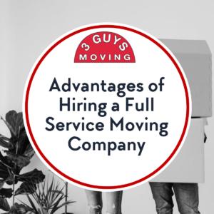 full service moving company
