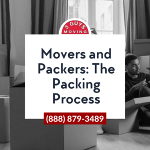 Movers and Packers: The Packing Process