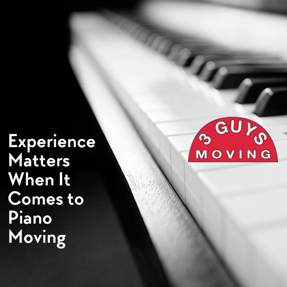 Piano Moving - Experience Matters When It Comes to Piano Moving