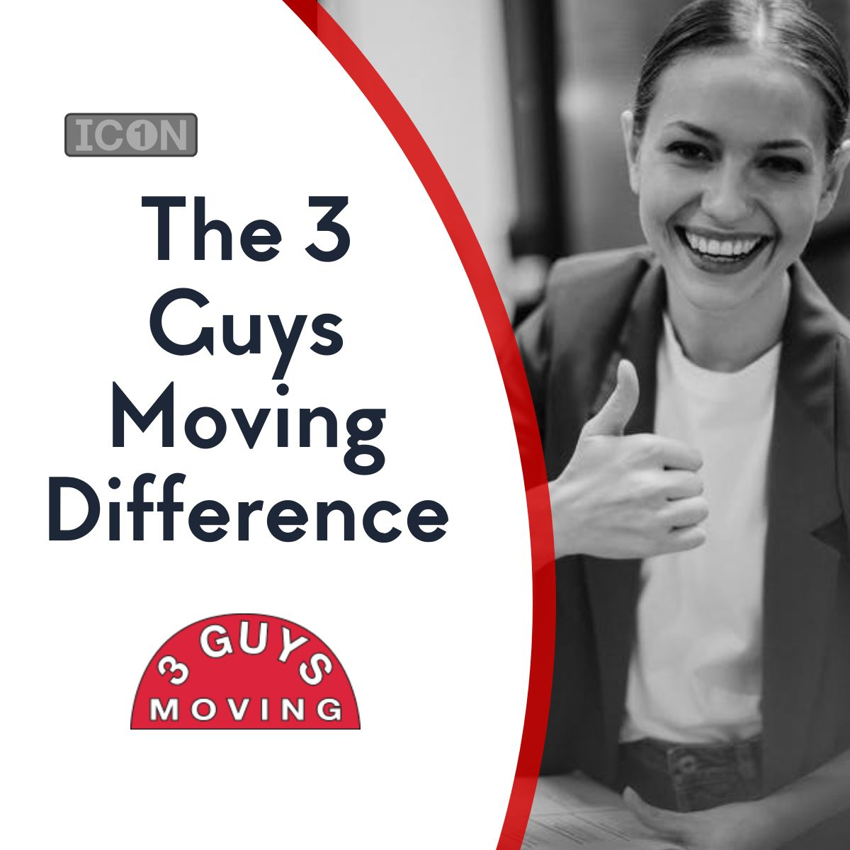 The 3 Guys Moving Difference - The 3 Guys Moving Difference