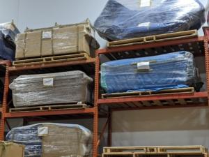 Warehouse Storage Space