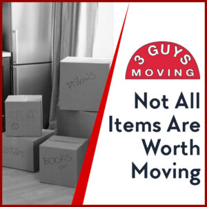 Items Worth Moving