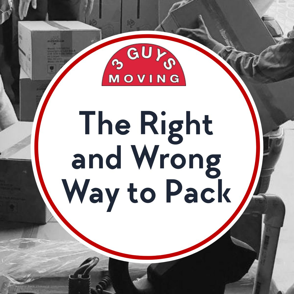 The Right and Wrong Way to Pack - The Right and Wrong Way to Pack