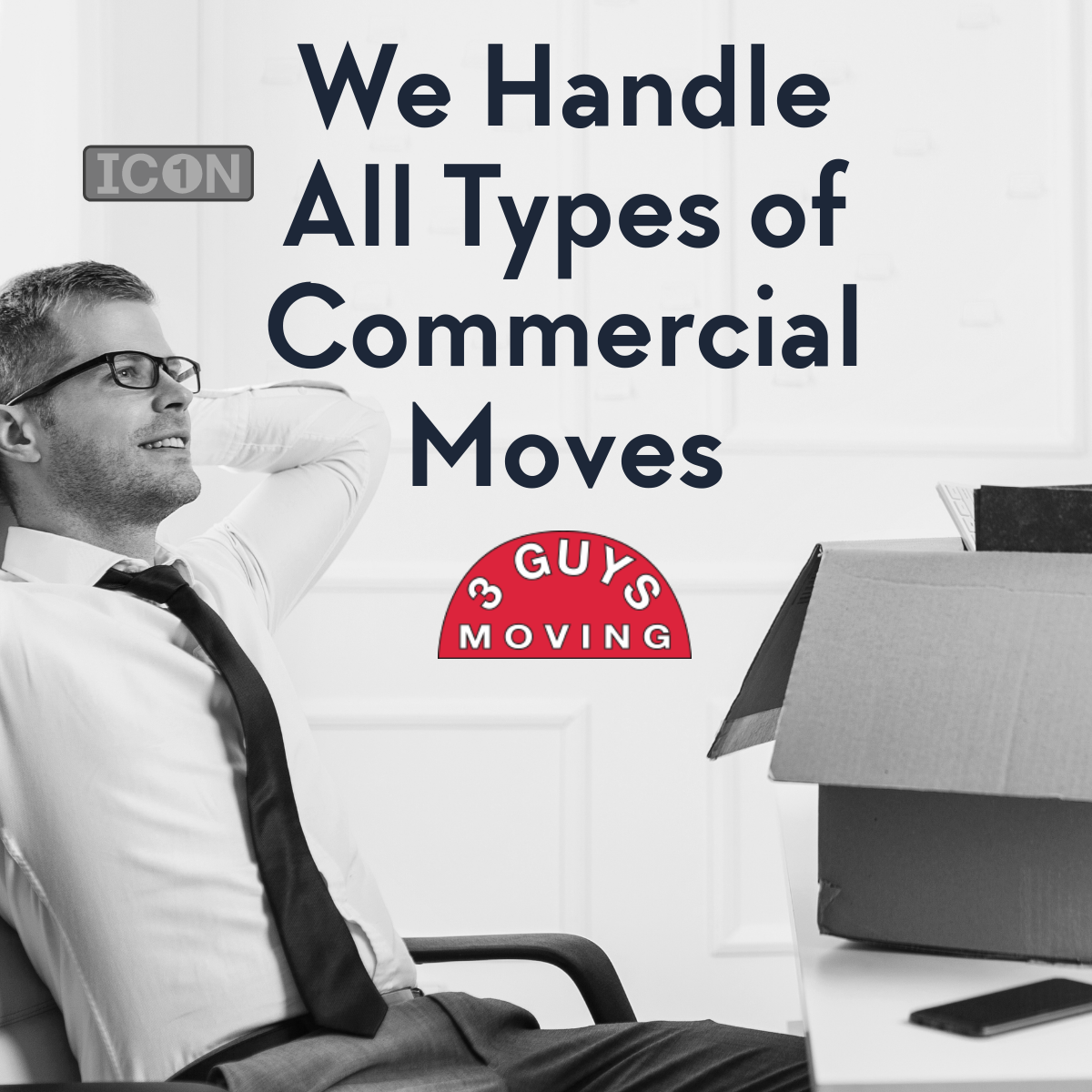 Commercial Moves - We Handle All Types of Commercial Moves