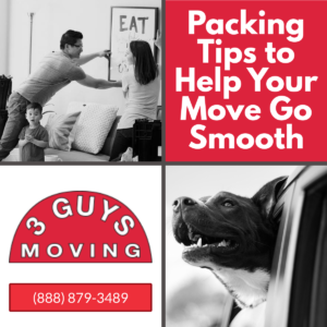 Packing Tips to Help Your Move Go Smooth