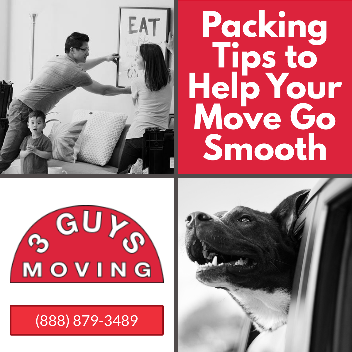 Packing Tips Move Smooth - Packing Tips to Help Your Move Go Smooth