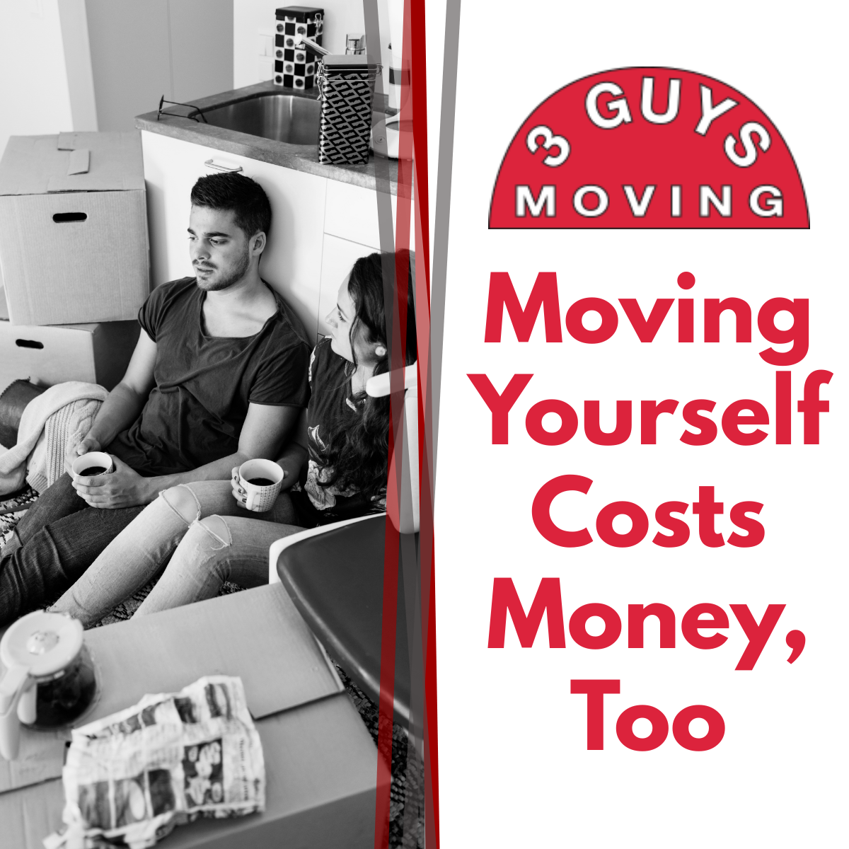 Moving Yourself Costs Money - Moving Yourself Costs Money, Too