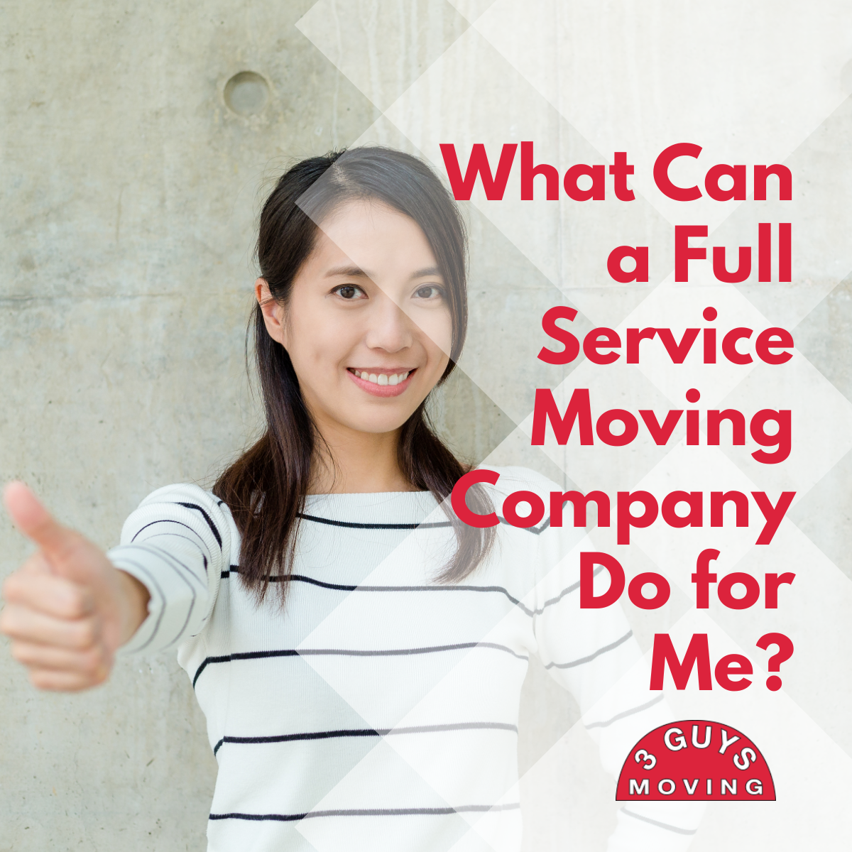 Full Service Moving Company - What Can a Full Service Moving Company Do for Me?