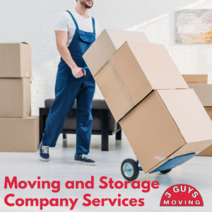 Moving and Storage Company Services